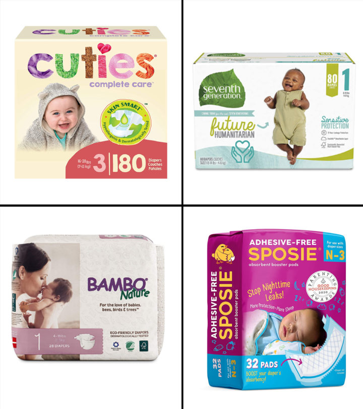 Best Diapers For Sensitive Skin To Buy