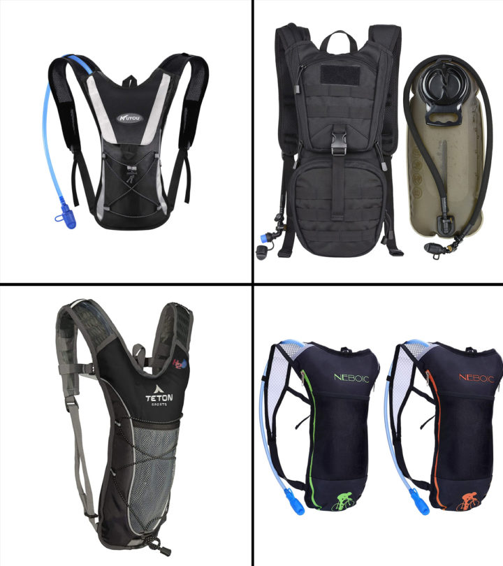 Best Hydration Bladders For Backpacking