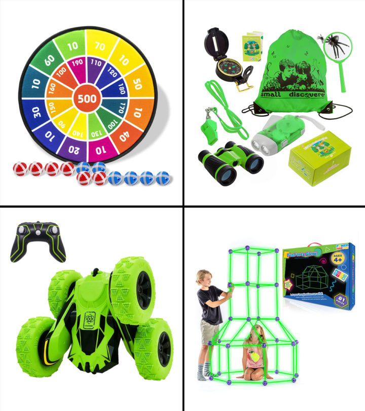 Best Outdoor Toys For 6-Year-Olds