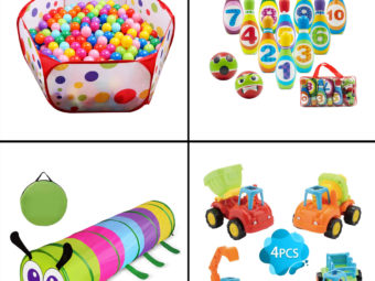 9 Best Outdoor Toys For Babies In 2021