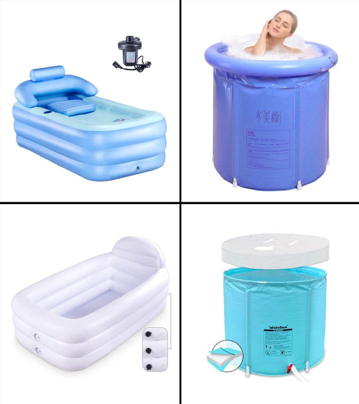 11 Best Portable Bathtubs In 2021