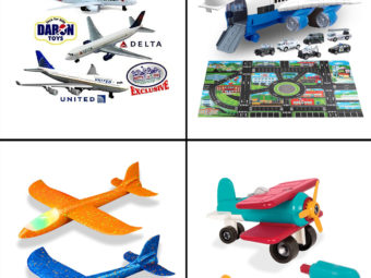 15 Best Toy Airplanes For Kids To Buy In 2021