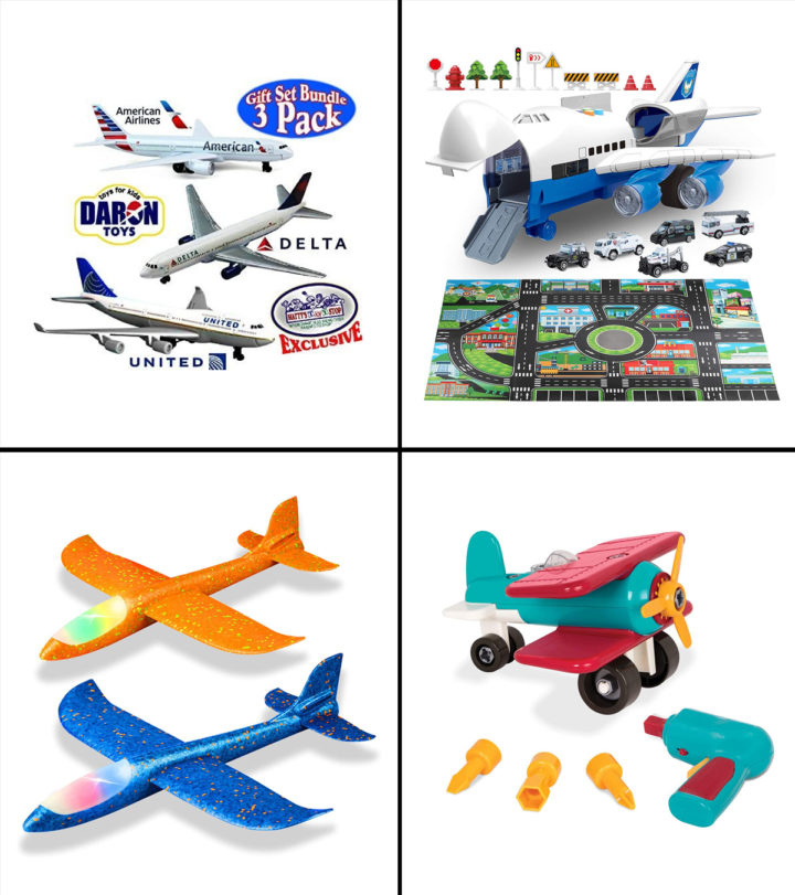 Best Toy Airplanes For Kids To Buy