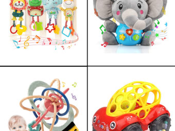 10 Best Toys For Babies 3 To 6 Months In 2021