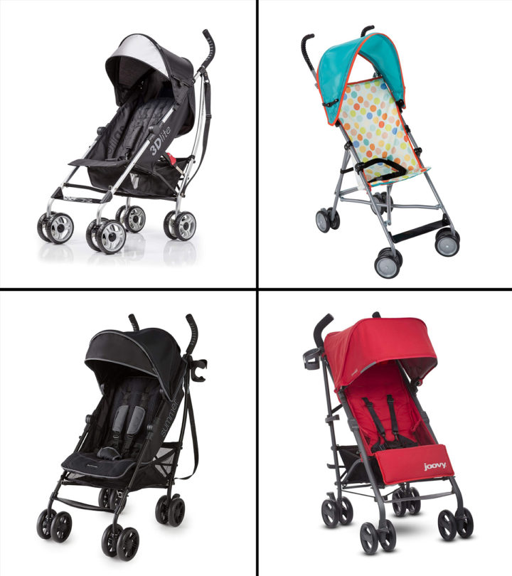 Best Umbrella Strollers For Tall Parents