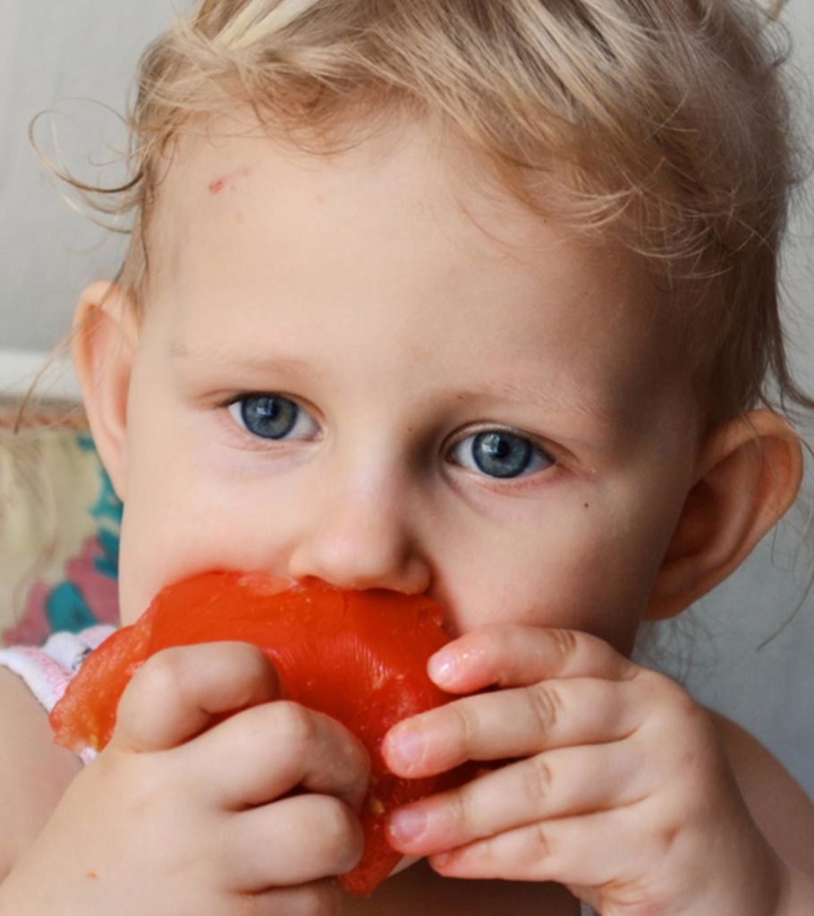 Can Babies Eat Tomatoes Benefits Precautions And Recipes 1 910x1024