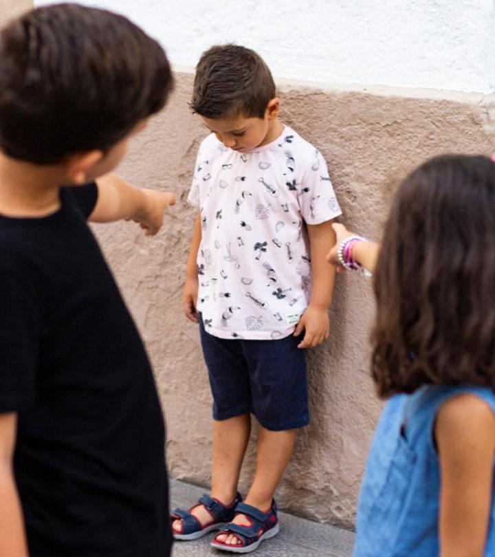 Dealing With Peer Pressure In Kids