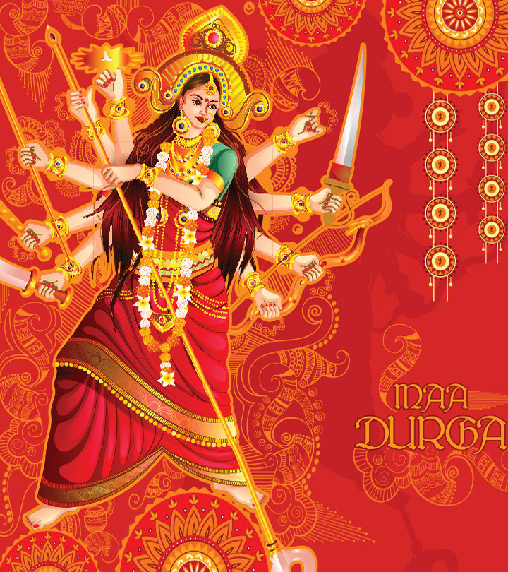 Facts And Traditions Related To Durga Puja For Kids In Hindi