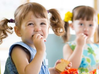 21 Nutritious And Tasty Vegetable Snacks For Kids