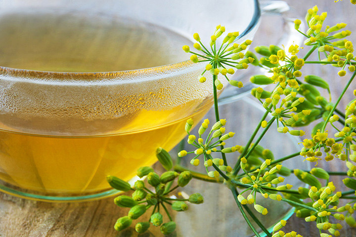 Fennel and Honey Syrup