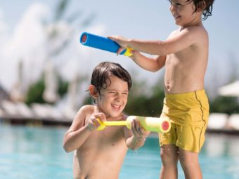 30 Fun Outdoor Water Games For Kids