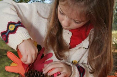 24 Fun Pinecone Crafts For Kids To Make