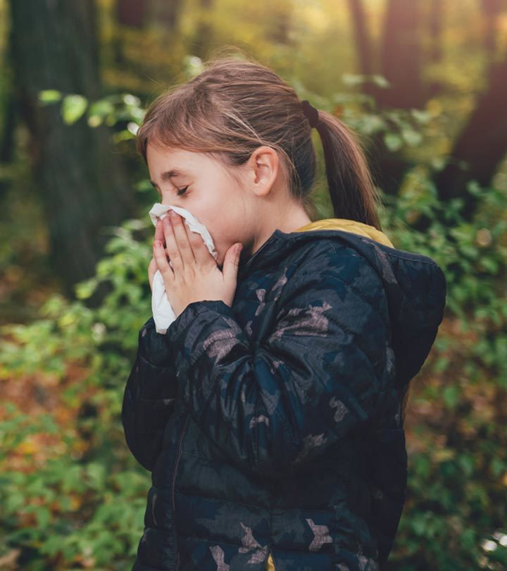 Hay Fever In Children Causes, Symptoms, And Treatment