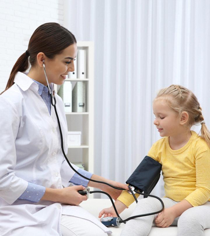 Hypertension In Children Symptoms, Causes