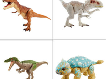 15 Best Jurassic World Toys To Buy In 2021