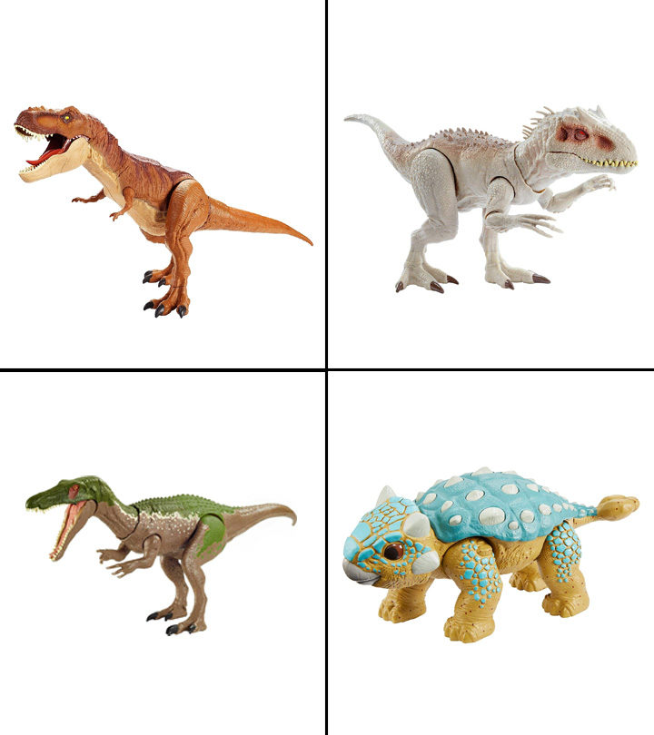Jurassic World Toys To Buy In