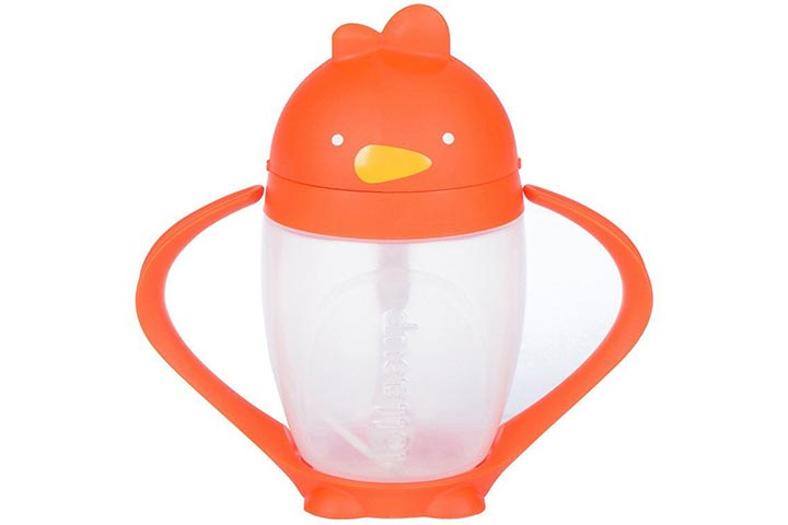 Lollaland Weighted Straw Sippy Cup