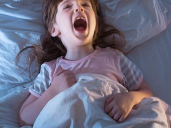 Night Terrors In Children: Causes, Treatment And Prevention