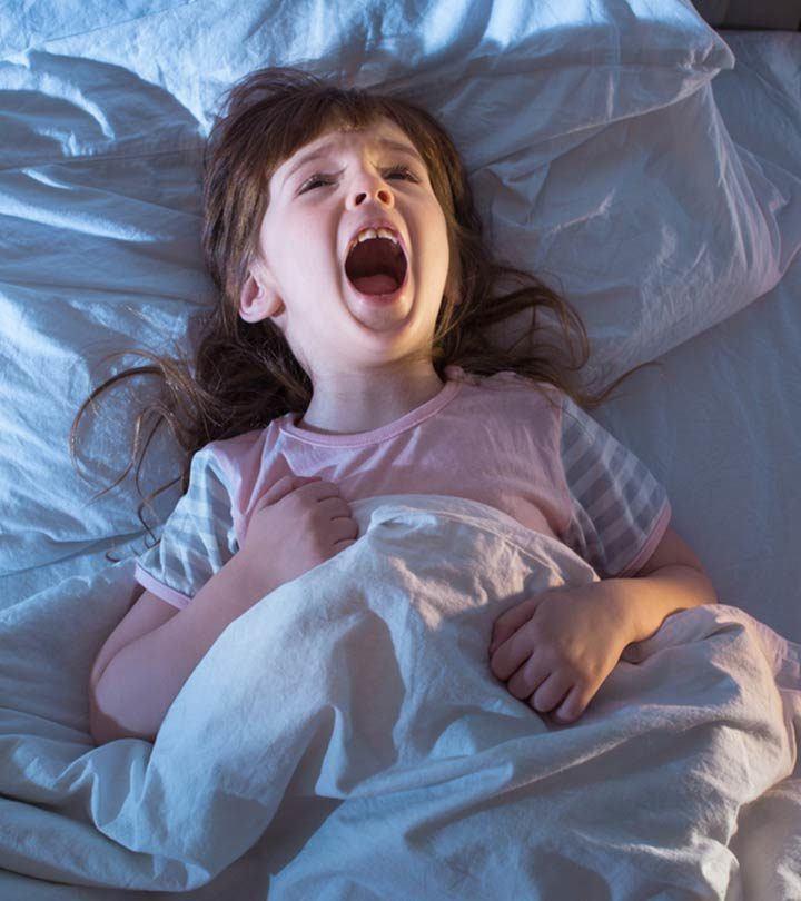 Night Terrors In Children Causes, Treatment And Prevention