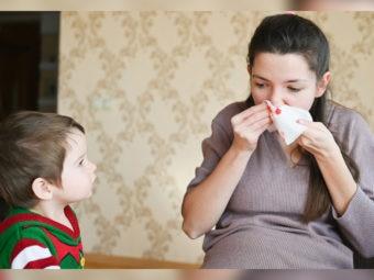 गर्भावस्था में नाक से खून आना :  कारण, लक्षण व बचाव | Nose Bleeding During Pregnancy In Hindi