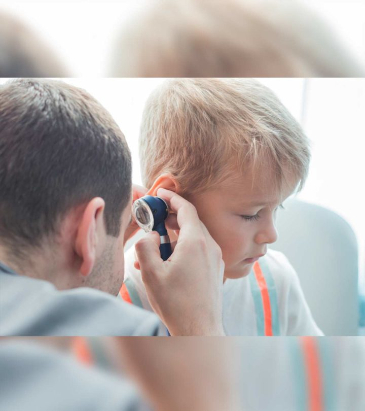 Otitis Media Middle Ear Infection In Children Types, Symptoms, And Treatment-1