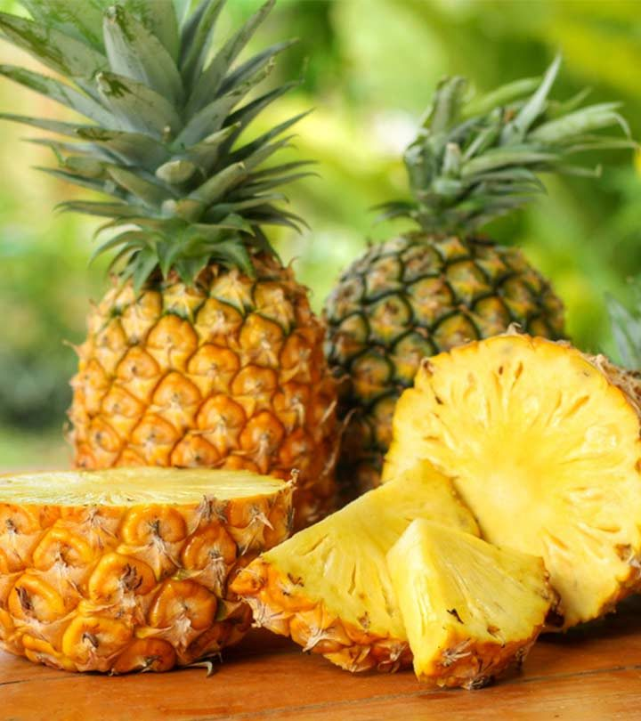 Pineapple During Breastfeeding Safety, Nutritional Value And Benefits