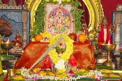 सत्यनारायण की व्रत कथा - चतुर्थ अध्याय  Satyanarayan Vrat Katha (Chapter Four)