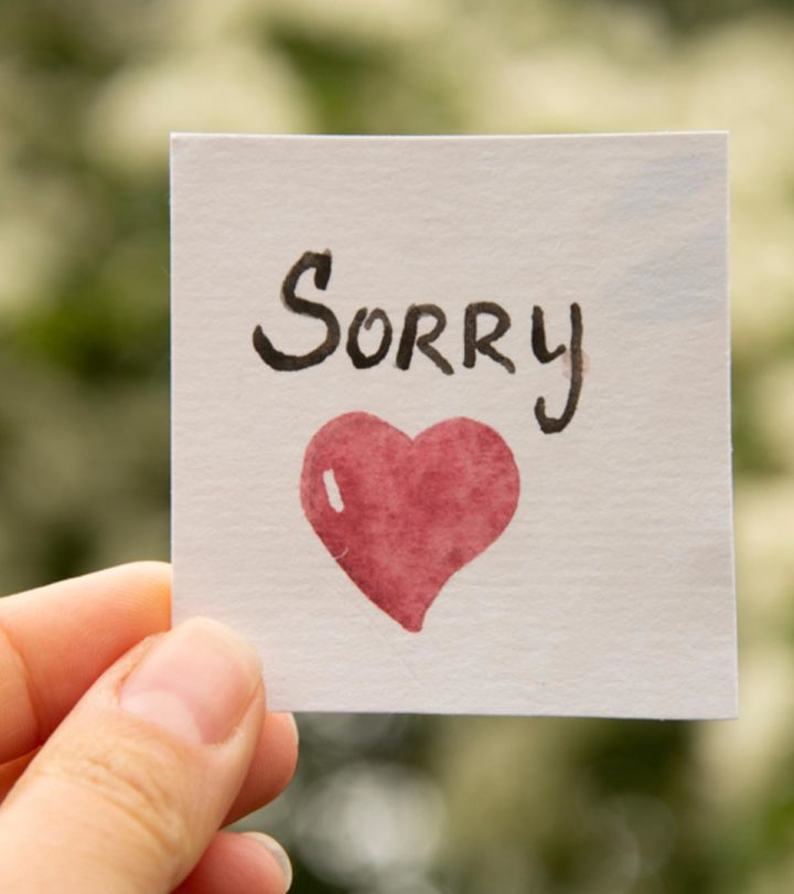 Sorry Shayari, Status, Messages And Quotes For Girlfriend In Hindi