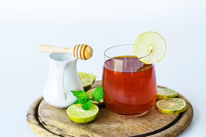 Syrup of Glycerin, Honey and Lemon Juice