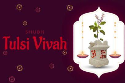 तुलसी माता की व्रत कथा   Tulsi Vivah Vrat Katha In Hindi