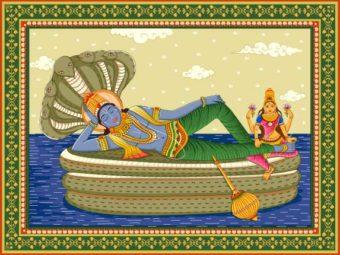 विष्णु भगवान की व्रत कथा | Vishnu Bhagwan Ki Katha In Hindi