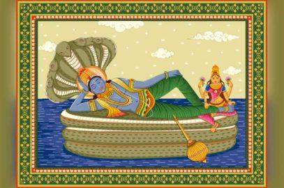 विष्णु भगवान की व्रत कथा   Vishnu Bhagwan Ki Katha In Hindi