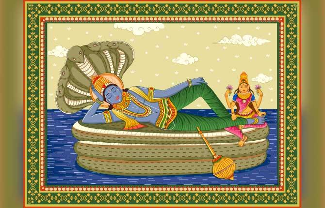 Vishnu Bhagwan Ki Katha In Hindi