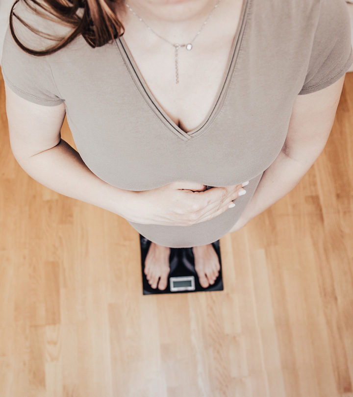 Weight Gain In Pregnancy How Much Is Normal And Tips To Manage