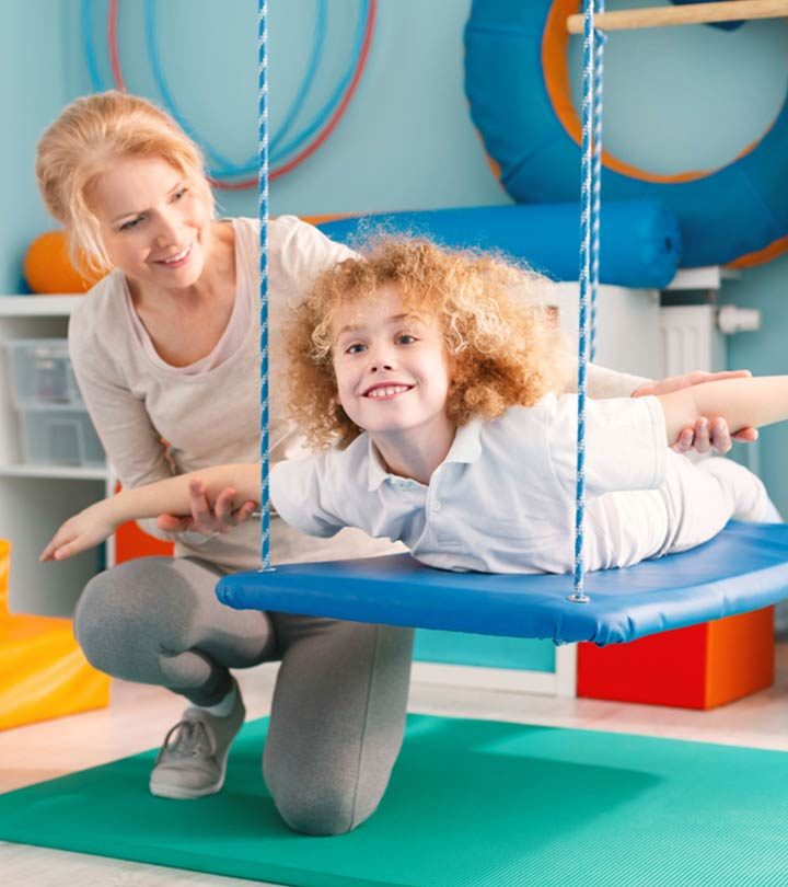 What Is Child Occupational Therapy Benefits And How It Works