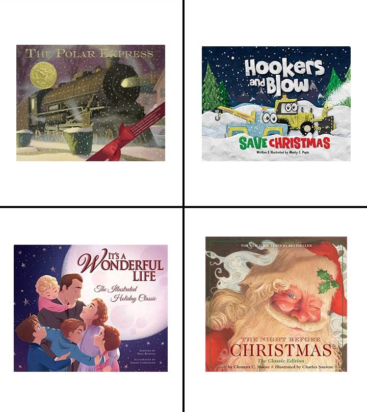 11 Best Christmas Books In 2021