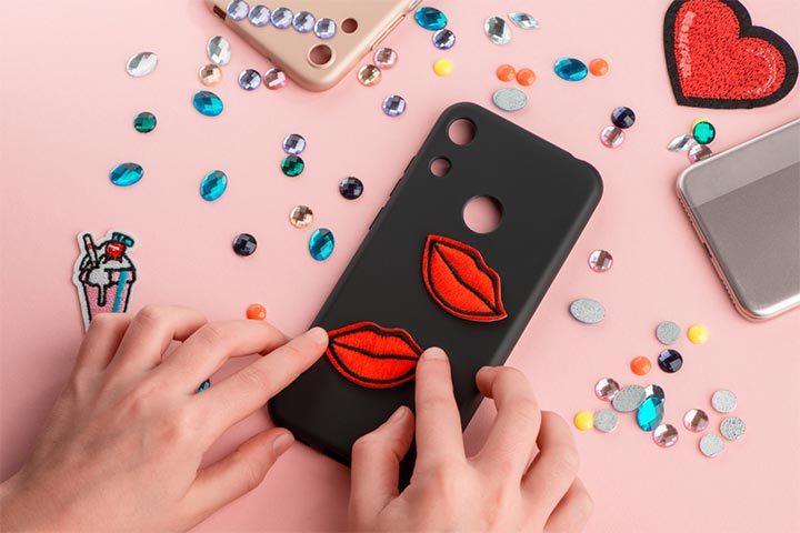 customized phone cover