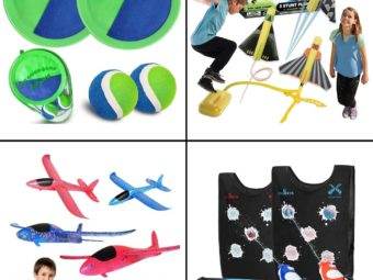 10 Best Outdoor Toys For Seven-Year-Olds In 2021