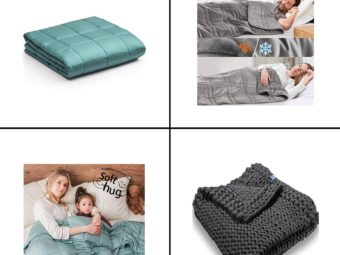 13 Best Cooling Weighted Blankets For Hot Sleepers In 2021