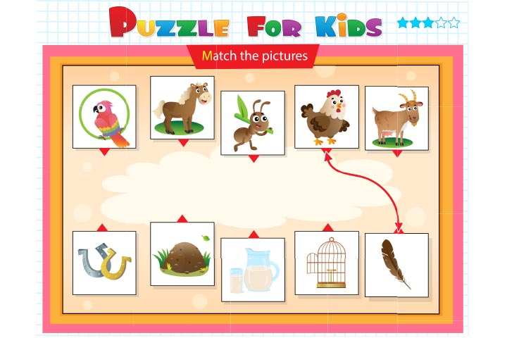 matching puzzle game