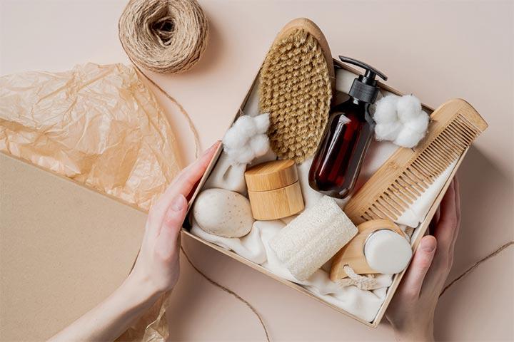 self care grooming kit