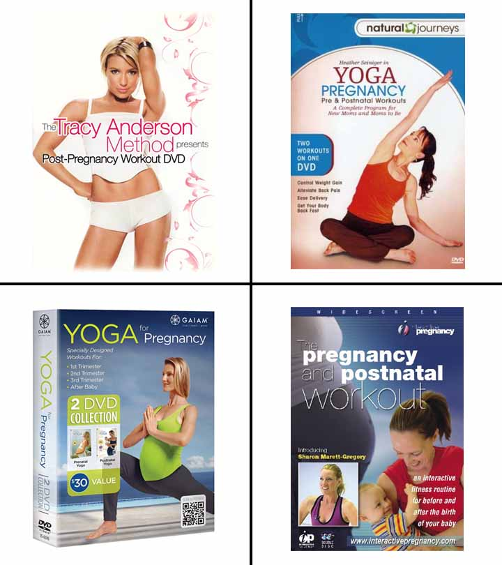 11 Best Post-Pregnancy Workout DVDs In 2021