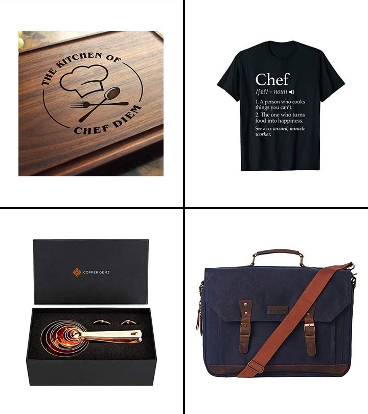15 Best Gifts For Chefs In 2021