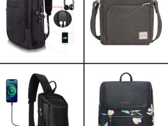 10 Best Anti-Theft Bags For Safe Traveling In 2021