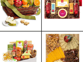 10 Best Cheese Gift Baskets In 2021
