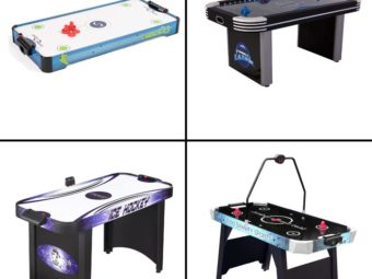 11 Best Air Hockey Tables For Kids In 2021