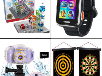 11 Best Birthday Gifts For 9 Year Old Boys