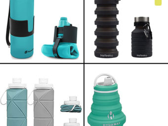11 Best Collapsible Water Bottles In 2021