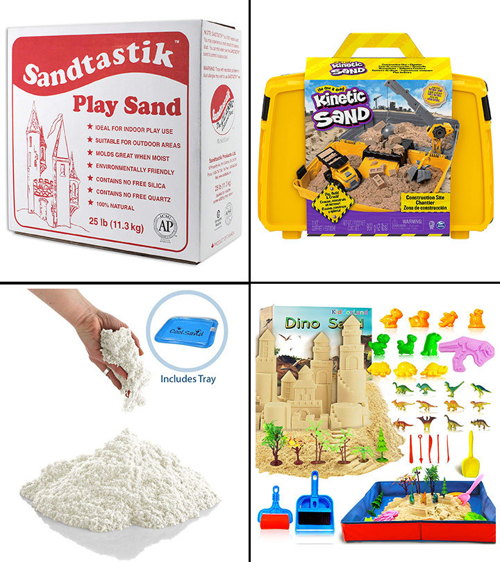 11 Best Sand For Sandboxes In 2021