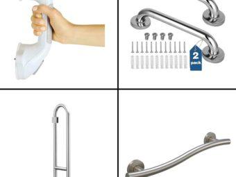 11 Best Shower Grab Bars In 2021